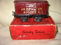 Hornby Jacobs' Biscuits Van